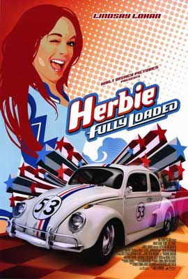 Herbie: Fully Loaded - 27 x 40 Movie Poster - Style A