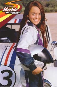 Herbie: Fully Loaded - 27 x 40 Movie Poster - Style B