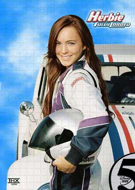 Herbie Fully Loaded - 27 x 40 Movie Poster - Style A