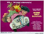 Herbie Goes Bananas - 11 x 14 Movie Poster - Style B