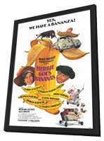 Herbie Goes Bananas - 11 x 17 Movie Poster - Style A - in Deluxe Wood Frame