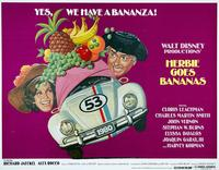Herbie Goes Bananas - 22 x 28 Movie Poster - Half Sheet Style A