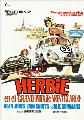 Herbie Goes to Monte Carlo - 11 x 17 Movie Poster - Spanish Style A