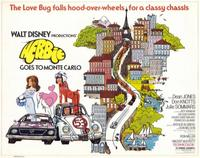 Herbie Goes to Monte Carlo - 11 x 14 Movie Poster - Style A
