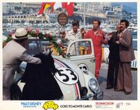 Herbie Goes to Monte Carlo - 11 x 14 Movie Poster - Style D