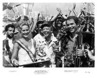 Herbie Goes to Monte Carlo - 8 x 10 B&W Photo #1