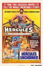 Hercules / Hercules Unchained - 27 x 40 Movie Poster - Style A