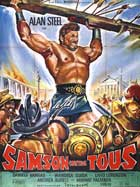 Hercules Against Rome - 27 x 40 Movie Poster - French Style A