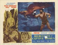 Hercules and the Captive Women - 11 x 14 Movie Poster - Style D