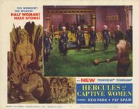 Hercules and the Captive Women - 11 x 14 Movie Poster - Style F