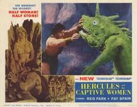 Hercules and the Captive Women - 11 x 14 Movie Poster - Style H