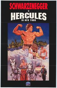 Hercules in New York - 43 x 62 Movie Poster - Bus Shelter Style A