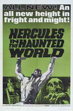 Hercules in the Haunted World - 27 x 40 Movie Poster - Style B