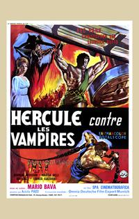 Hercules in the Haunted World - 27 x 40 Movie Poster - Spanish Style A