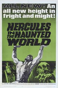 Hercules in the Haunted World - 11 x 17 Movie Poster - Style B