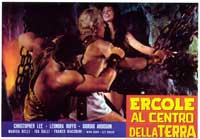 Hercules in the Haunted World - 11 x 17 Movie Poster - Italian Style A