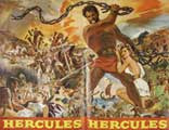 Hercules - 11 x 17 Movie Poster - Style B