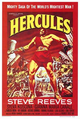 Hercules - 27 x 40 Movie Poster - Style A