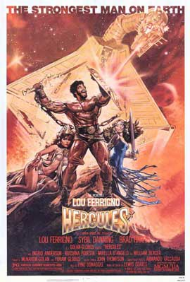 Hercules - 11 x 17 Movie Poster - Style A