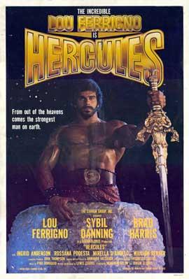 Hercules - 11 x 17 Movie Poster - Style B