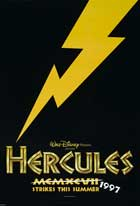 Hercules - 27 x 40 Movie Poster - Style F