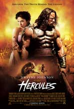 """Hercules"" Movie Poster"