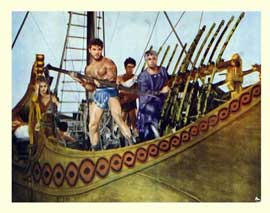 Hercules Samson and Ulysses - 11 x 14 Movie Poster - Style D