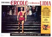 Hercules Unchained - 27 x 40 Movie Poster - Italian Style B
