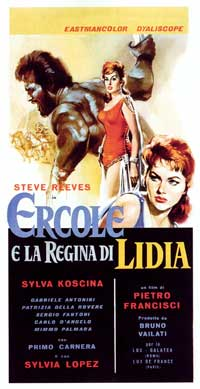 Hercules Unchained - 27 x 40 Movie Poster - Italian Style C