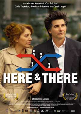 Here and There - 27 x 40 Movie Poster - Swiss Style A