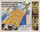 Here Come the Jets - 11 x 14 Movie Poster - Style A