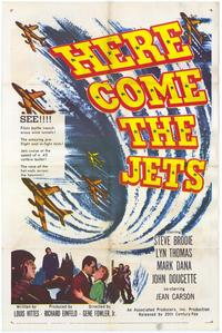 Here Come the Jets - 27 x 40 Movie Poster - Style A