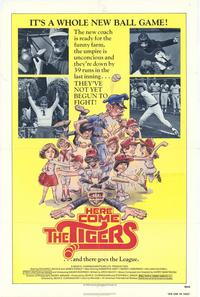 Here Come the Tigers - 11 x 17 Movie Poster - Style A