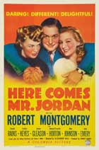 Here Comes Mr. Jordan - 11 x 17 Movie Poster - Style D