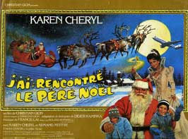 Here Comes Santa Claus - 11 x 17 Movie Poster - French Style A