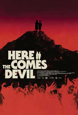 Here Comes the Devil - 11 x 17 Movie Poster - Style B