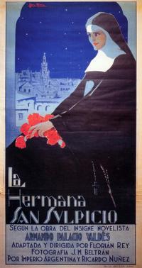 Hermana San Sulpicio, La - 27 x 40 Movie Poster - Spanish Style B