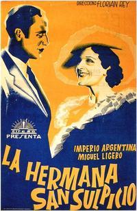 Hermana San Sulpicio, La - 27 x 40 Movie Poster - Spanish Style A