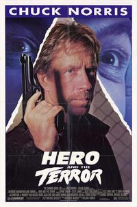 Hero and the Terror - 27 x 40 Movie Poster - Style A