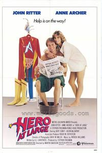 Hero at Large - 27 x 40 Movie Poster - Style A