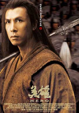 Hero - 27 x 40 Movie Poster - Korean Style A