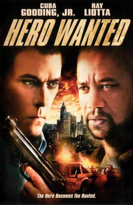 Hero Wanted - 11 x 17 Movie Poster - Style A