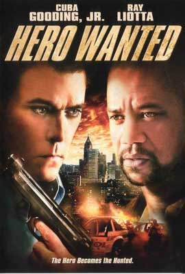 Hero Wanted - 27 x 40 Movie Poster - Style A