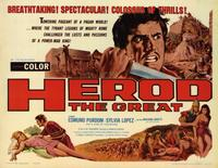 Herod the Great - 11 x 14 Movie Poster - Style A