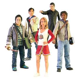 Heroes - Series 1 Action Figure Set