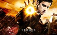 Heroes (TV) - 11 x 17 TV Poster - Style U