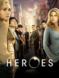 Heroes (TV) - 27 x 40 TV Poster - UK Style A