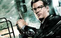 Heroes (TV) - 11 x 17 TV Poster - Style T