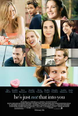 He's Just Not That Into You - 11 x 17 Movie Poster - Style B