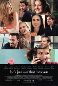 He's Just Not That Into You - 43 x 62 Movie Poster - Bus Shelter Style A